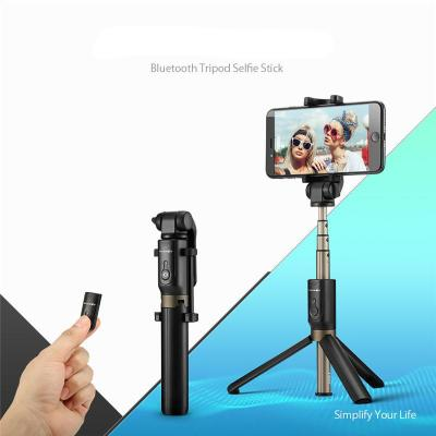 3 in 1 Wireless Bluetooth Selfie Stick, Mini Tripod & Extendable Minipod