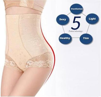 SlimPanties - Body Shapper High Waist Compression Slim Underwear