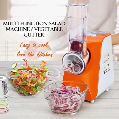Professional Automatic Multi Function Electric Slicer