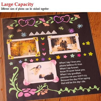 Picturesque™ DIY Couple Photo Album