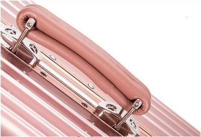 Lightweight Durable Aluminum Travel Suitcase Luggage