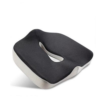 Memory Foam Seat Cushion to Protect Against Sciatica, Hemorrhoid, Pelvic Pain