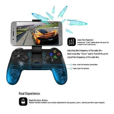 GameSir T1s Bluetooth Gaming Controller for Android Windows PC