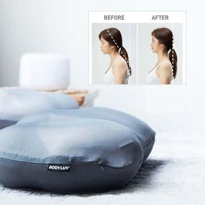 Anesthesia Pillow with 3D Ergonomic Design