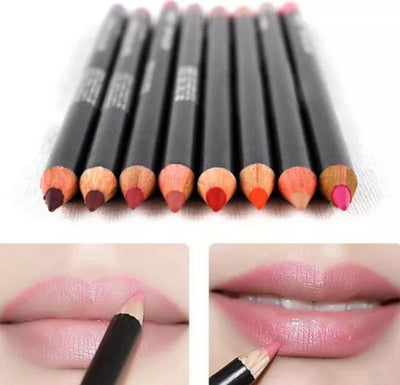 Professional Waterproof Long Lasting Lip Liner Pencil