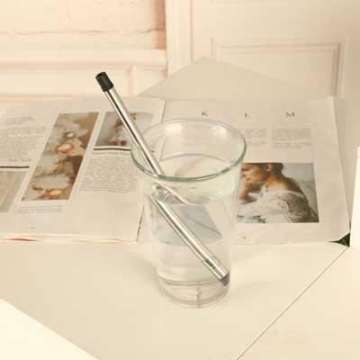 Reusable Foldable Stainless Steel Straw