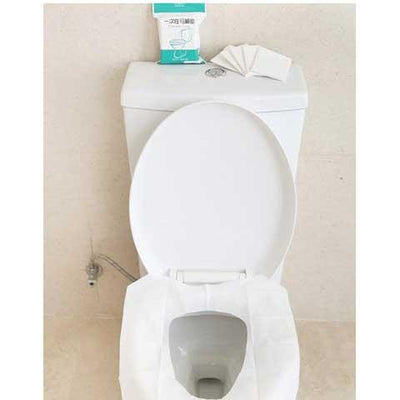 Soft Cotton Disposable Toilet Seat Cover (40 sheets)
