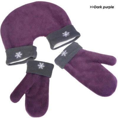 Romantic Sweethearts Winter Couple Lovers Gloves