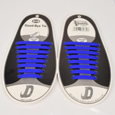 Silicone No Tie Shoelaces