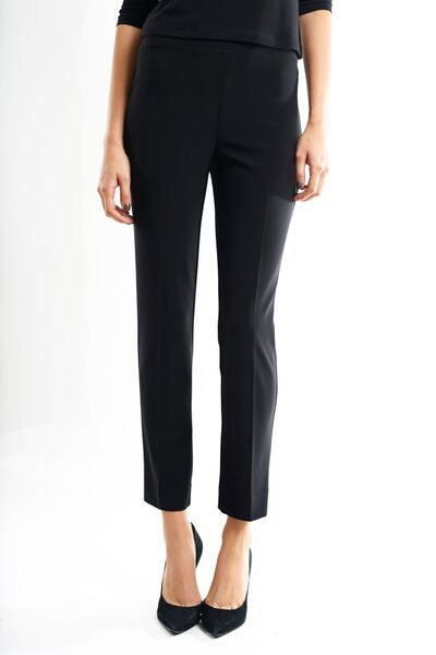 Tailored Pant with Ankle Back Slit