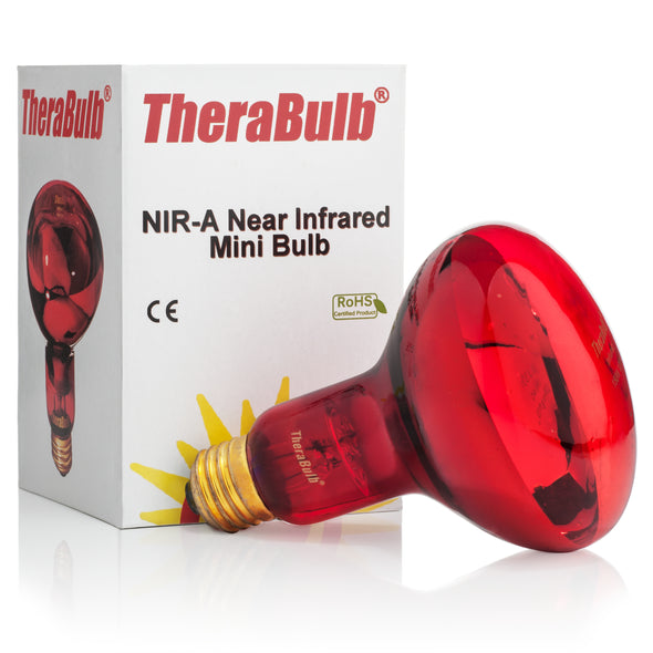 Near Infrared Bulb - 150 Watt - (240 Volt for Europe, Asia, Africa, Oceania)