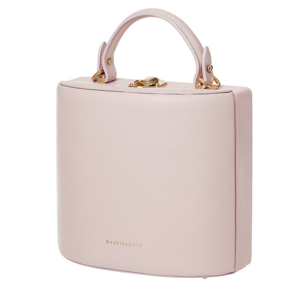 The Bucklesbury Mini handbag in pink