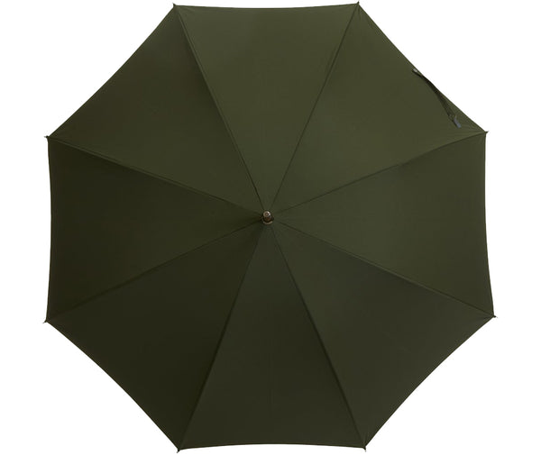 Classic Green Umbrella | Handmade in England