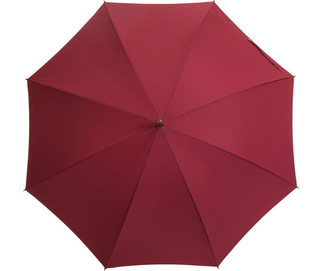 Classic Burgundy Umbrella | Handmade in England