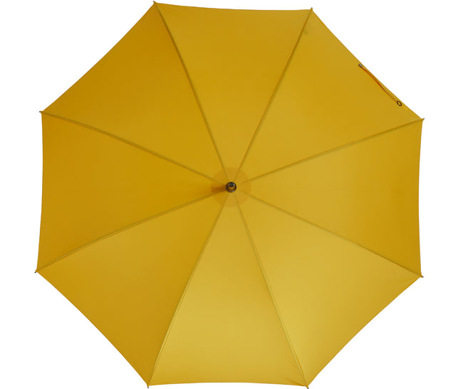 Classic Yellow Umbrella | Handmade in England