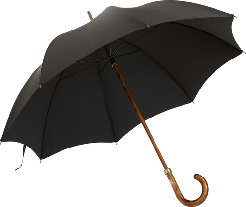 Bucklesbury handmade umbrella black