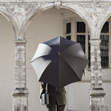 Classic Black Umbrella | Handmade In England