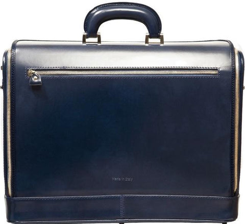 "Bucklesbury 17"" Navy-Blue"