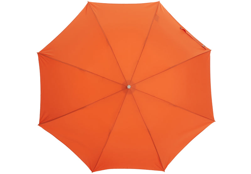 Telescopic Orange Umbrella