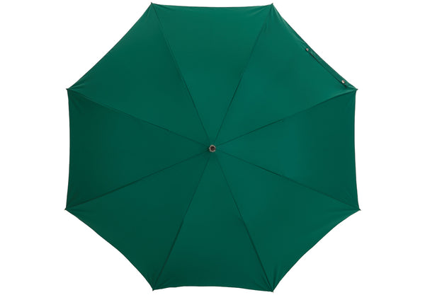 Telescopic Racing Green Umbrella