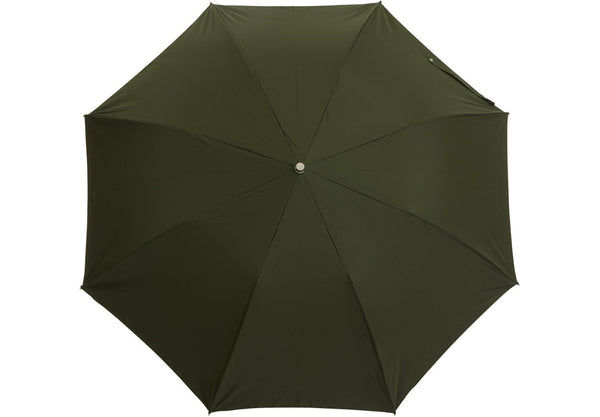Telescopic Green Umbrella