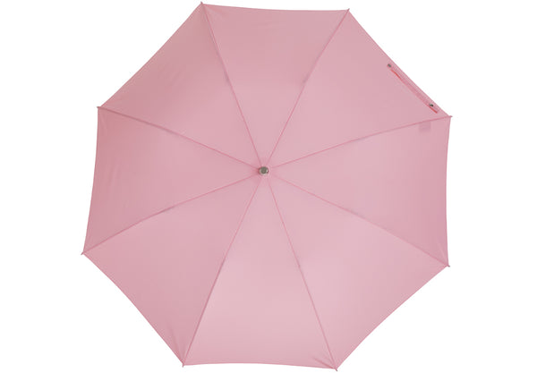 Telescopic Pink Umbrella | Handmade in England