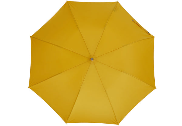 Telescopic Yellow Umbrella | Handmade in England