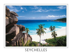 Grand' Anse, La Digue