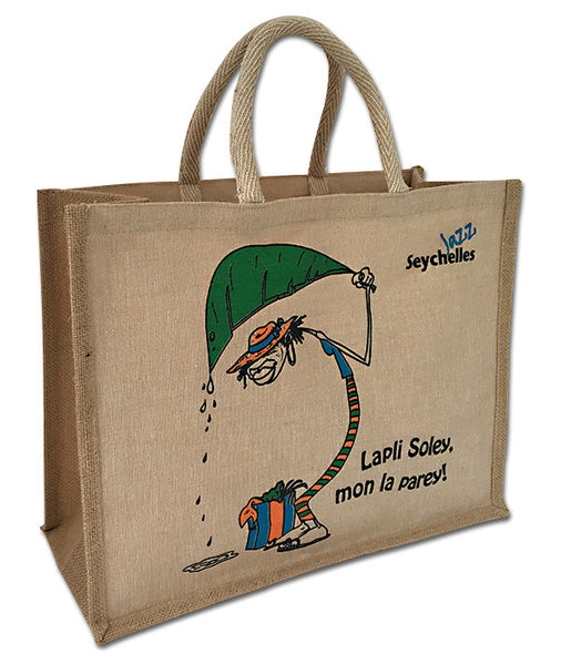 Jazz Bag Jute Yaya