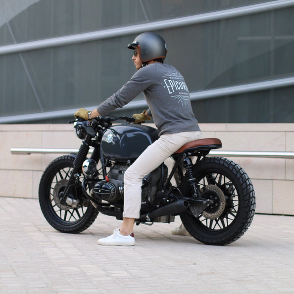 The Grey Hound: Epicurial's BMW R100RT