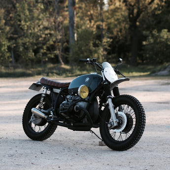 Smoothly Scrambled: Epicurial's BMW R75/5