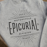 Epicurial Sweater - Heather Grey