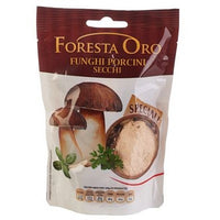 FORESTA ORO DRY PORCINI MUSHROOMS GR 30