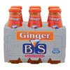 BS BITTER CL 10 X 6 GINGER