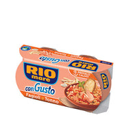 RIO MARE CON GUSTO GR 160 X 2 TUNA AND BEANS