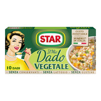 STAR SOUP VEGETABLE CUBE X 10