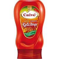 CALVE TOP DOWN KETCHUP GR 250 SPICY