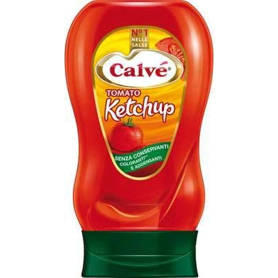 CALVE TOP DOWN KETCHUP GR 250 SWEET