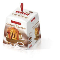 MAINA PANETTONE GR 800 BRIO CHOCOLATE CREAM CREMA CIOCCOLATO