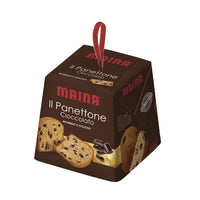MAINA MINI PANETTONE GR 100 WITH CHOCOLATE