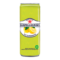 SANPELLEGRINO CL 33 LEMONADE IN CAN