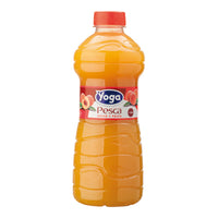 YOGA FRUIT JUICE LT 1 PEACH BOTTLE