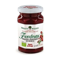 RIGONI BIO ORGANIC JAM GR 250 STRAWBERRY