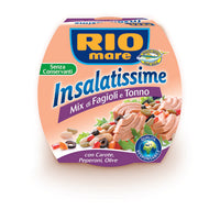 RIO MARE INSALATISSIME GR 160 TUNA AND BEANS