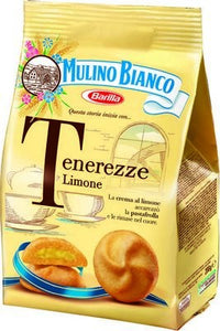 MULINO BIANCO PASTRY FOOD GR 200 TENEREZZE LEMON - best brefore 2018.11.29