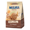 MISURA COOKIES GR 330 WHOLE GRAINS EXTRA FIBRES NO PALM OIL