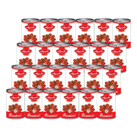AMATO CHERRY TOMATOES GR 400 IN TIN X 24 (BULK DEAL)