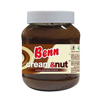 BENN CHOCOLATE CREAM WITH HAZELNUTS TWO TONE GR 400