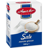 AMATO COOKING SALT KG 1 GROSSO