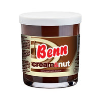 BENN CHOCOLATE CREAM WITH HAZELNUTS TWO TONE GR 200
